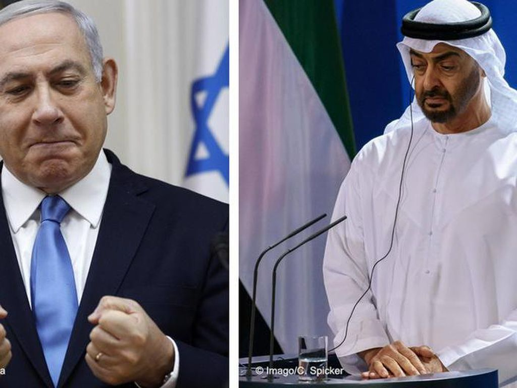 Israel dengan UEA Makin Mesra di Tengah Panasnya Gaza
