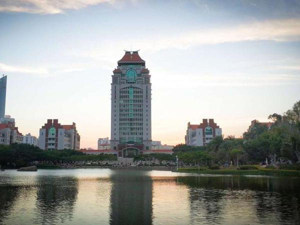 Berkeliling Kampus Terindah di China Universitas Xiamen