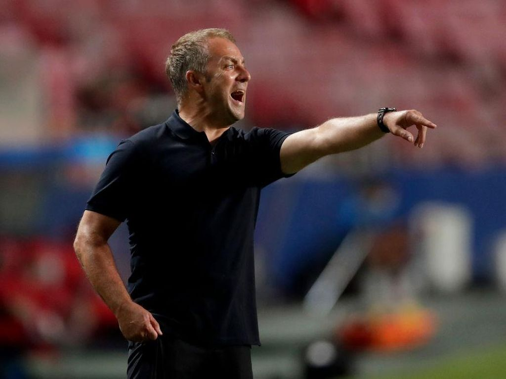 Hansi Flick, Berkah Tak Terduga untuk Bayern Munich
