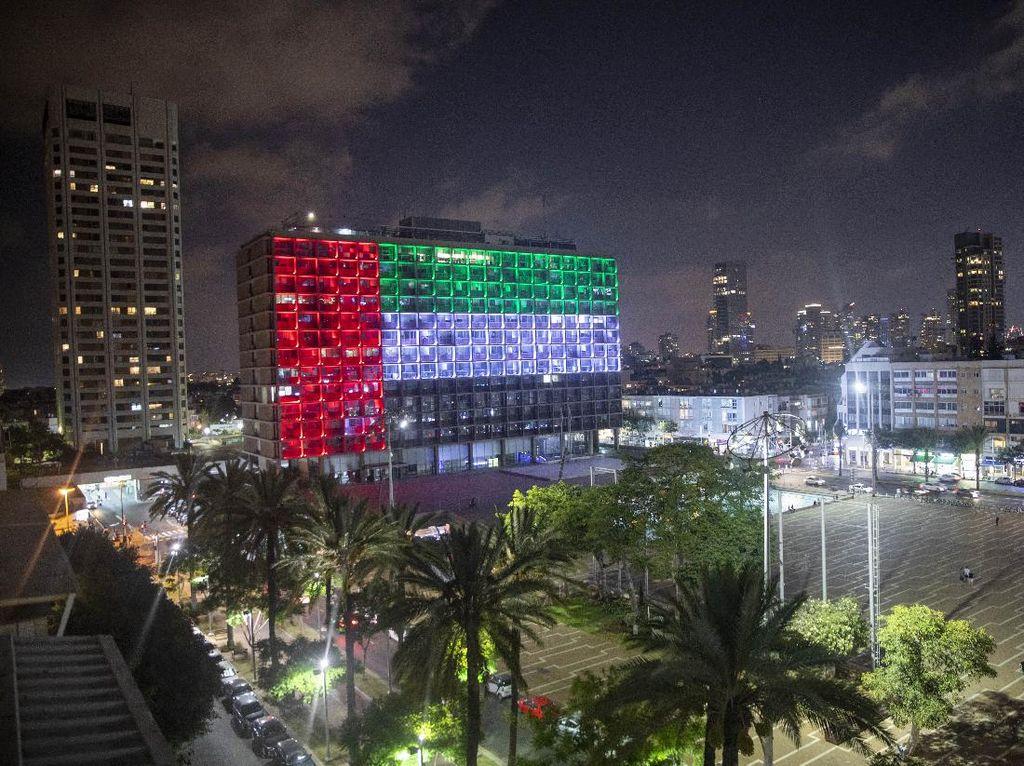 Oman, Bahrain dan Yordania Dukung Perjanjian Damai UEA-Israel