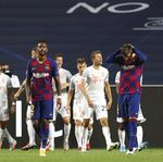 10 Gol di Laga Barca Vs Bayern Masuk Daftar Rekor Liga Champions