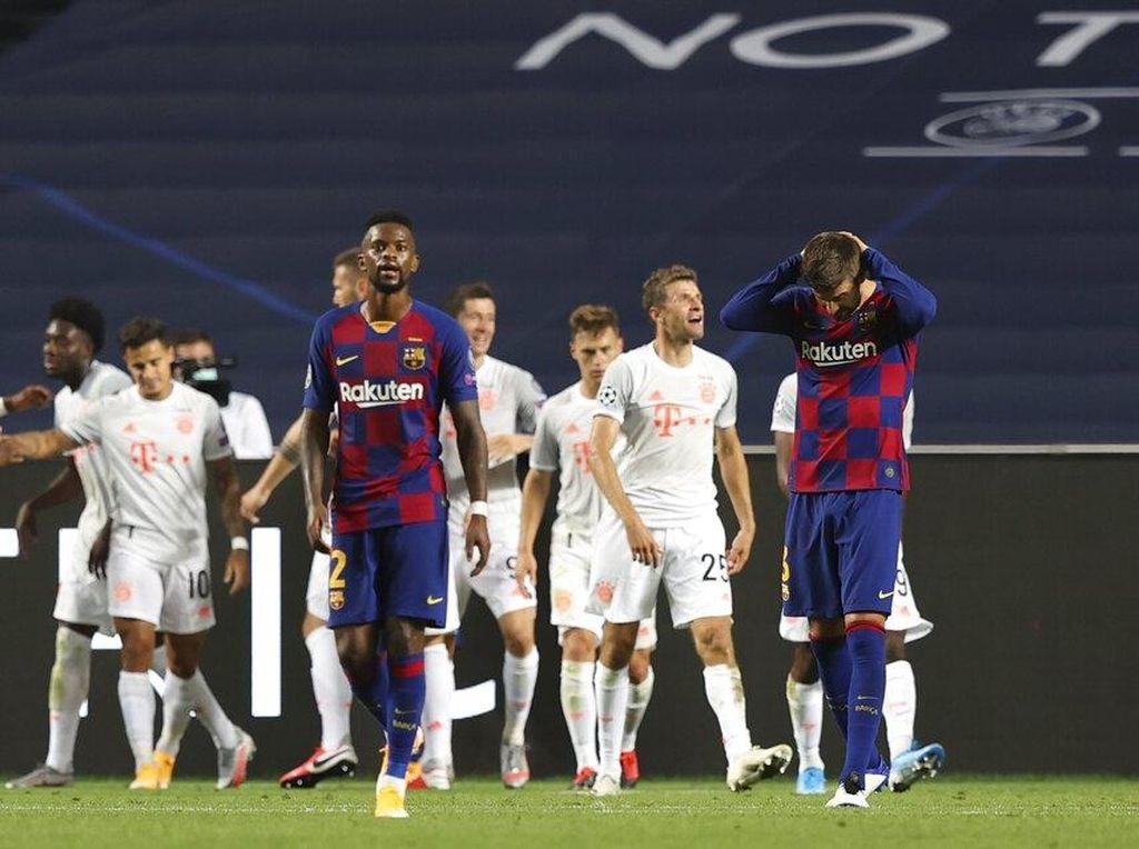 Duh, Barcelona Belum Bisa Move On dari Tragedi 2-8