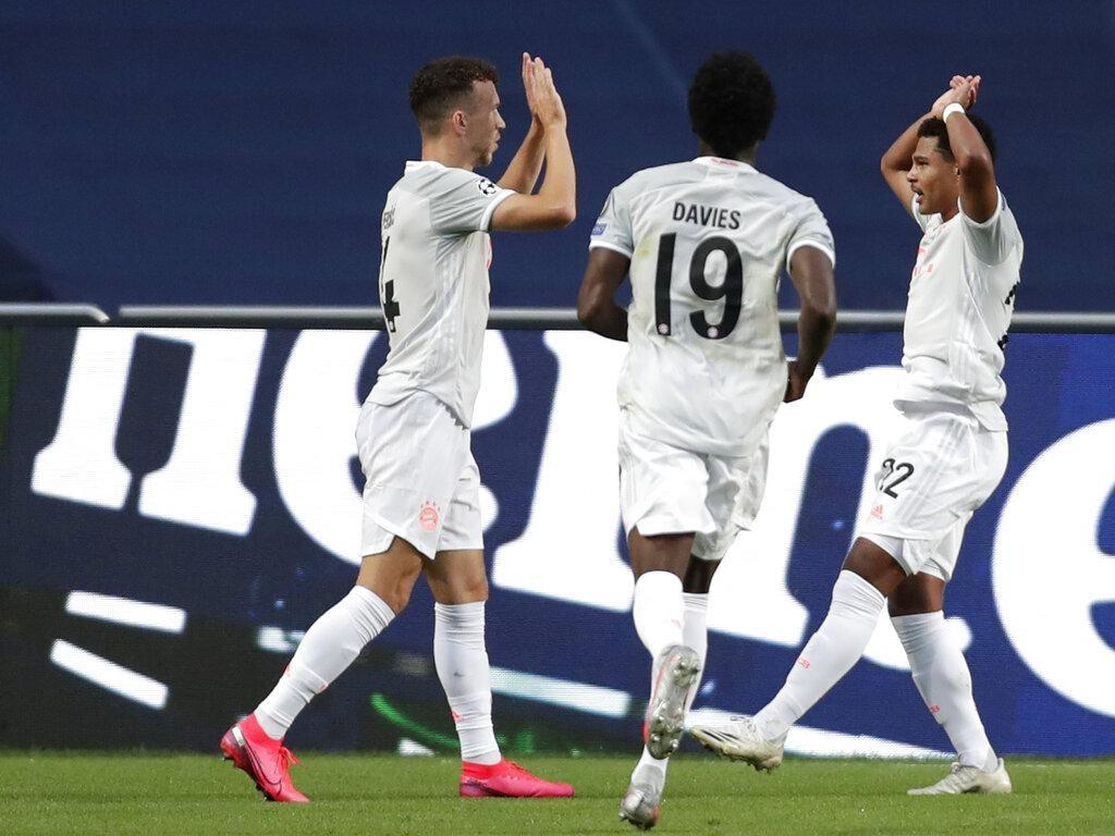Jadwal Liga Champions Babak Semifinal: Lyon Vs Bayern