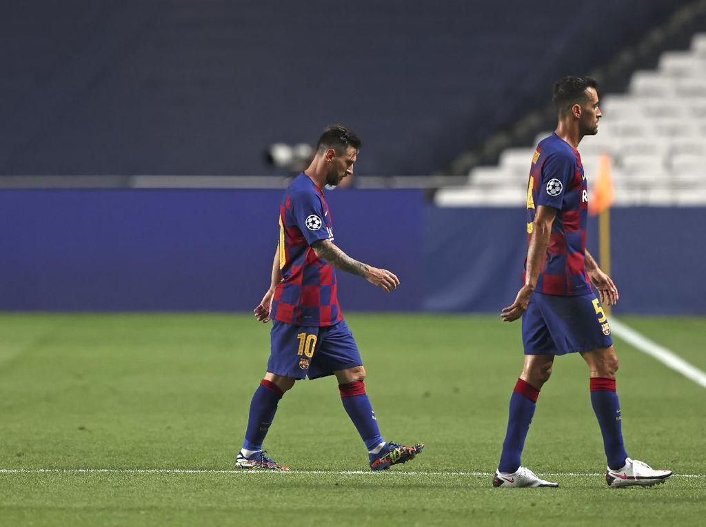 Internal Barcelona Lagi Kisruh, Keuntungan Buat Real Madrid?