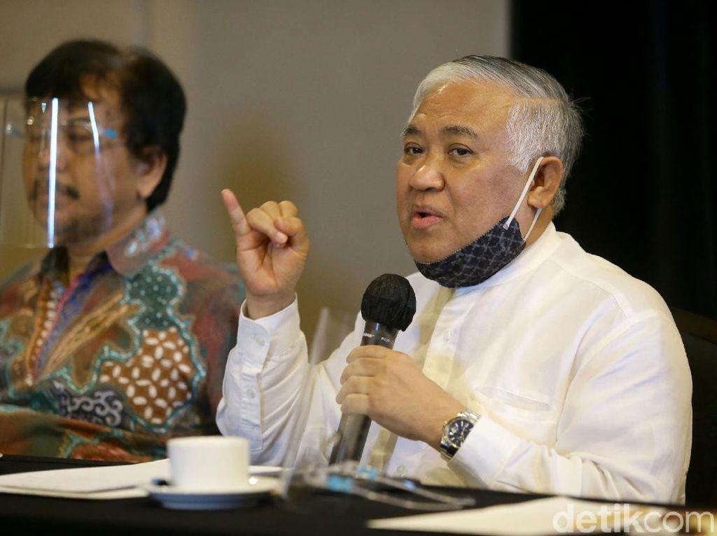 Senat Sebut Din Syamsuddin Masih di MWA, Ini Respons Alumni ITB yang Kontra