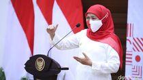Gubernur Khofifah Ajak Warga Jatim Peringati Detik-Detik Proklamasi
