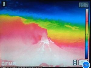 Erupsi Lagi, Gunung Sinabung Lontarkan Abu Vulkanik 1.000 Meter