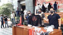 Polisi: Kelompok Anarko Rencanakan Rusuh di Demo Depan DPR, Bawa Molotov