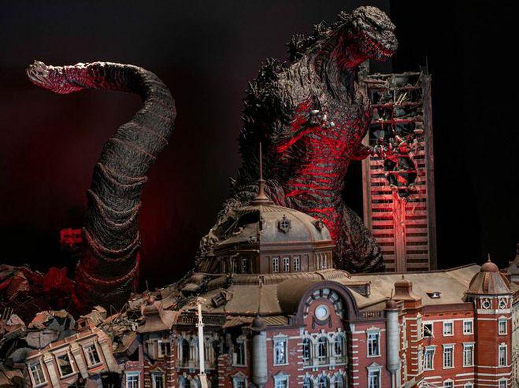 Hore! Museum Godzilla Pertama Dibuka di Jepang