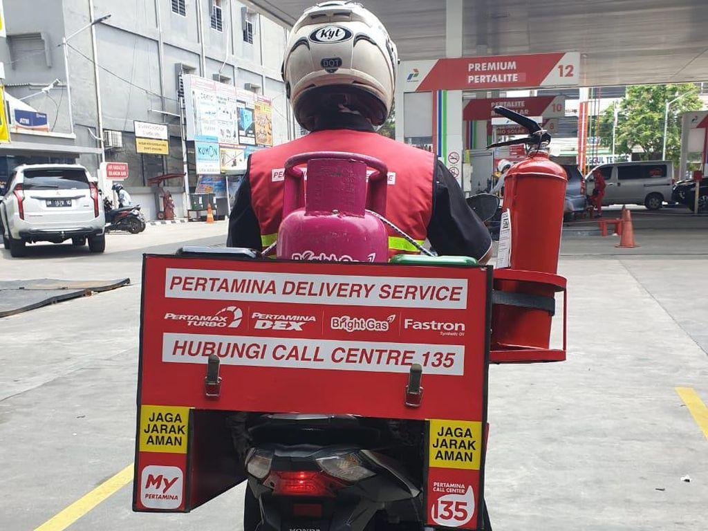 Pertamina Delivery Service Tembus 25.000 Pesanan dalam Setahun