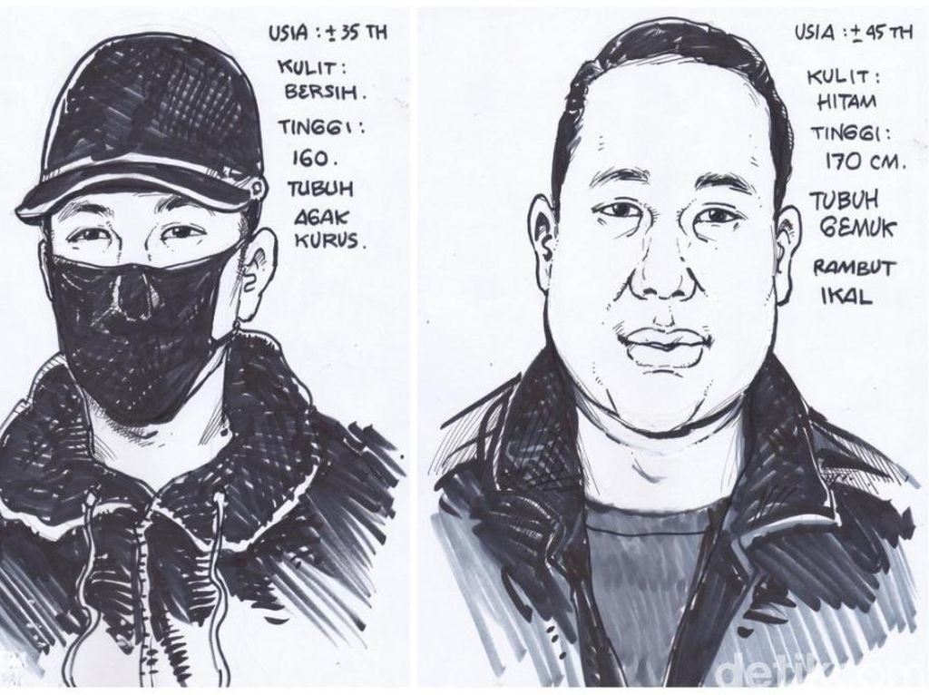 Tim Gabungan Polisi Usut Penembakan Maut di Kelapa Gading