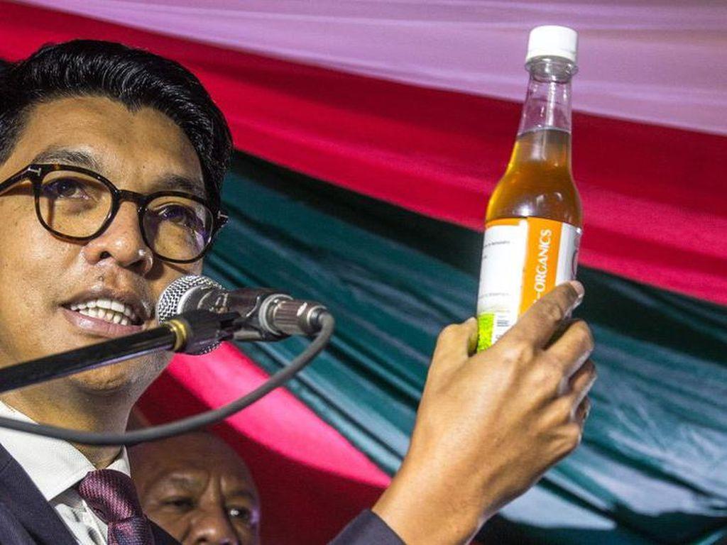 Ramuan Herbal Presiden Madagaskar Gagal Setop Lonjakan Corona, RS Kewalahan