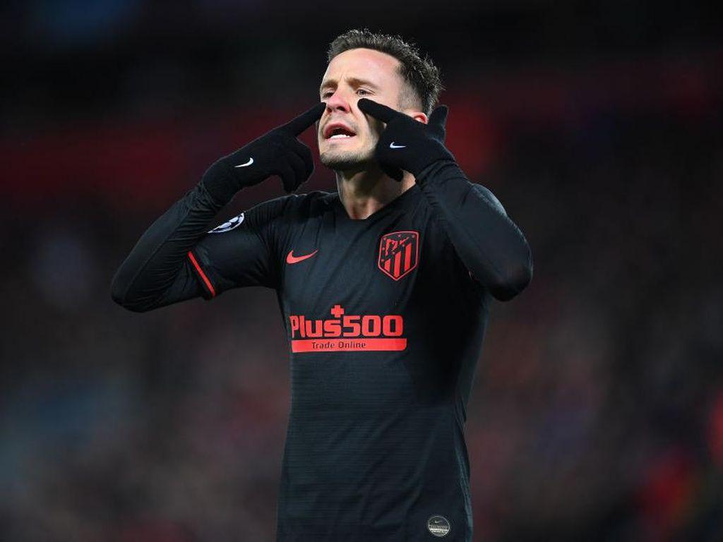 Manchester United Rayu Saul Niguez