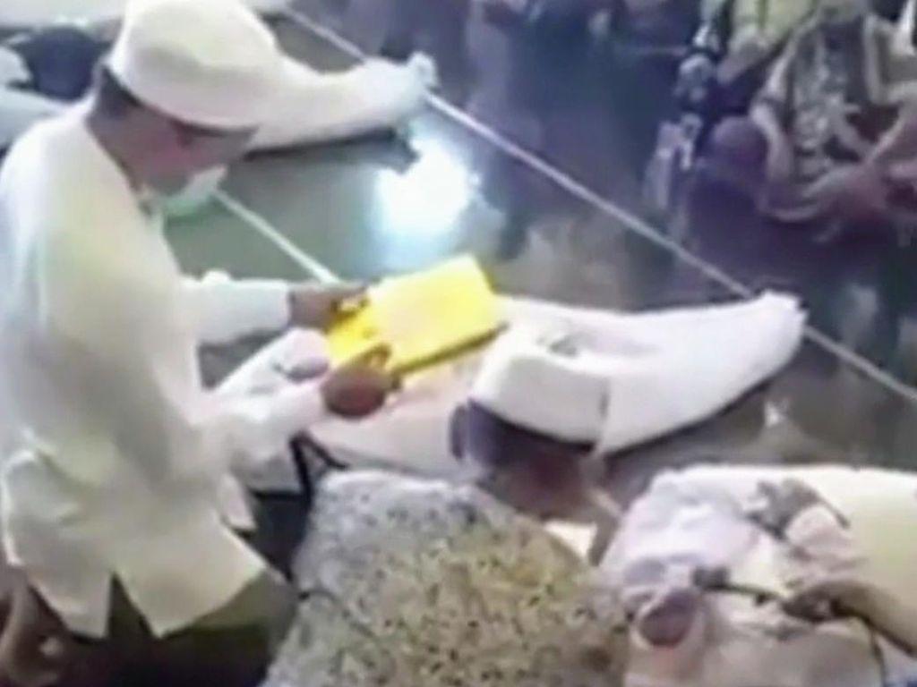Viral Sumpah Pocong di Bondowoso Gegara Sengketa Tanah
