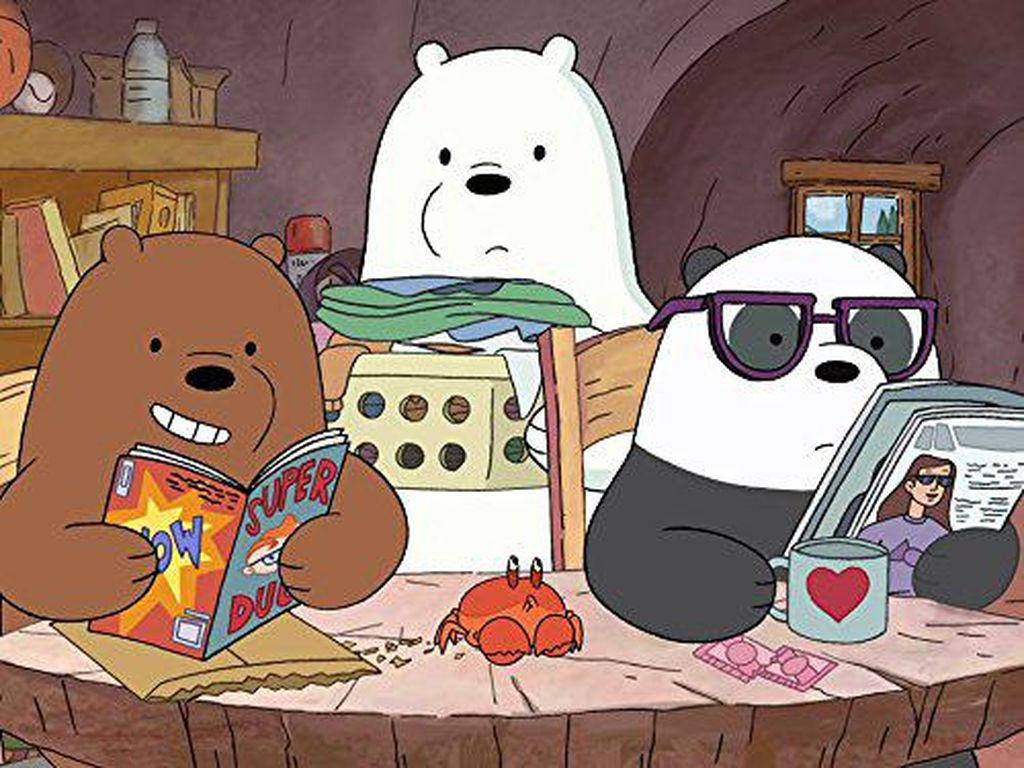 We Bare Bears: The Movie Tayang 12 September, Begini Kisahnya