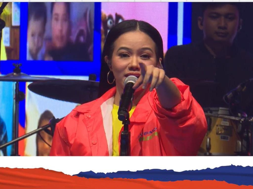 Yura Yunita Kenang Glenn Fredly di Panggung Flavs Virtual Festival