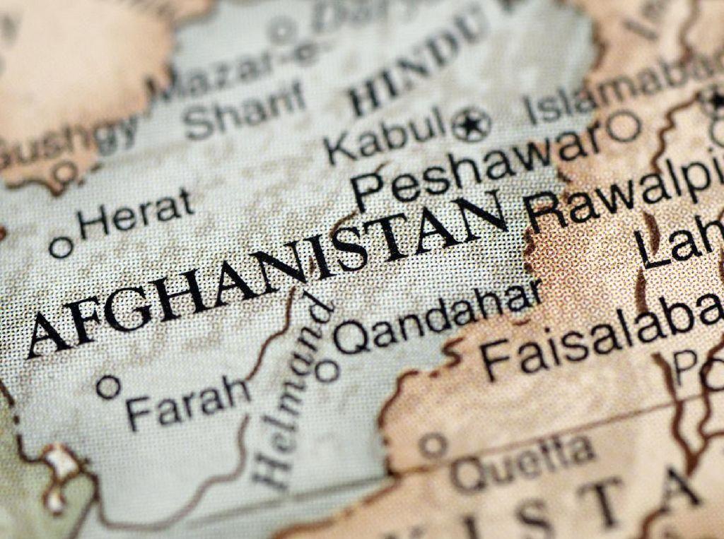 Bom Mobil Targetkan Polisi Afghanistan Meledak, Tewaskan 12 Orang