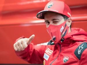 Dovizioso Juara MotoGP Austria Usai Putus Kontrak, Ducati Menyesal?