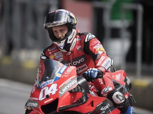 3 Musim Finis di Belakang Marquez, Saatnya Dovizioso Juara MotoGP Tahun Ini