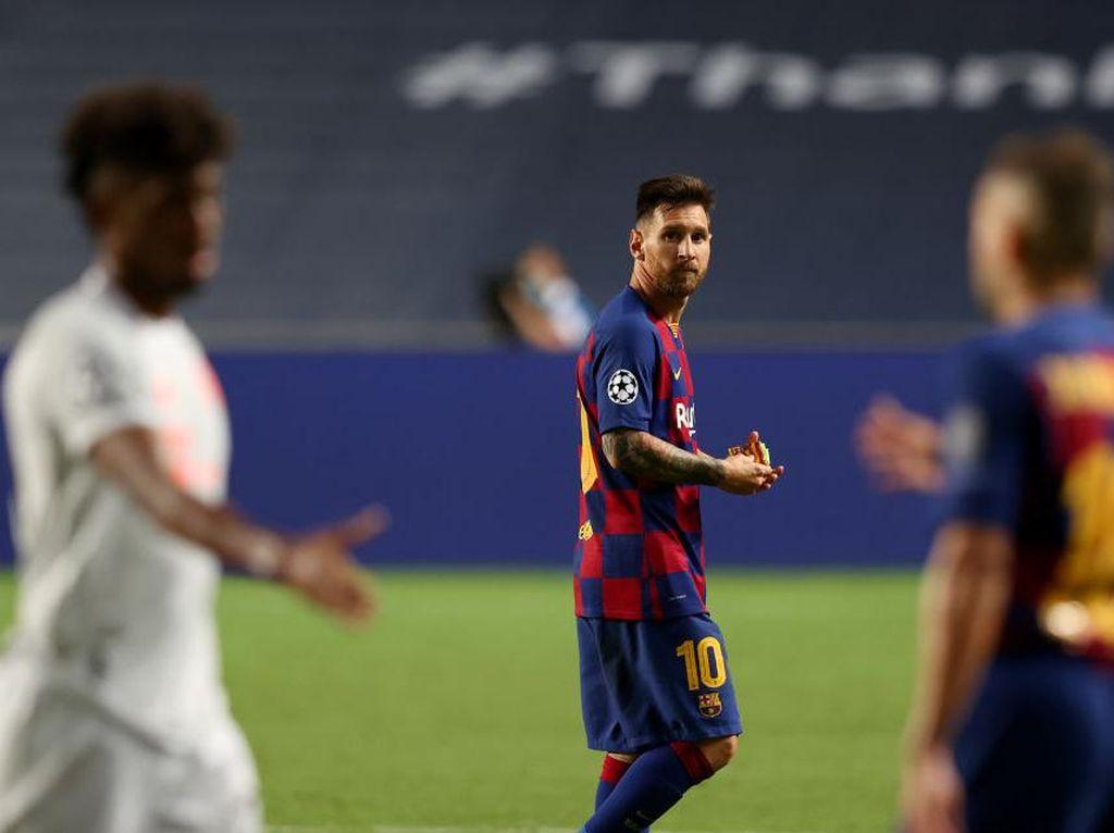 Bayern Tak Ikutan Kejar Messi