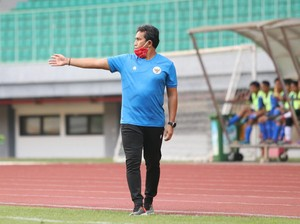 Timnas U-16 TC di Bekasi, Programnya Lebih Berat