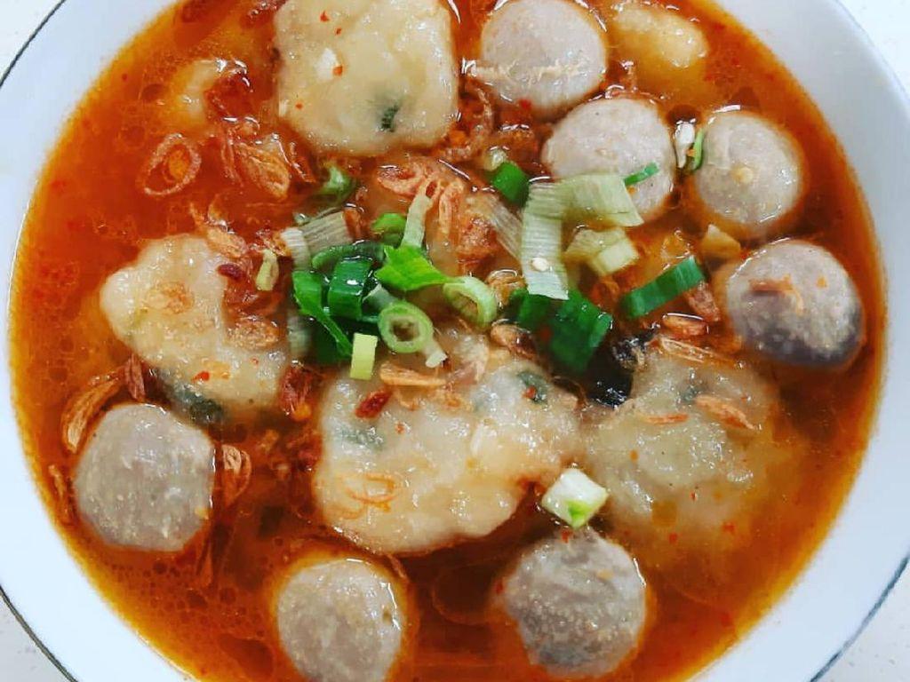 Masak Masak : Cireng Kuah Pedas Nendang