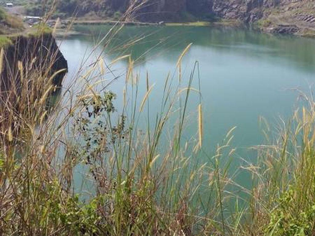 Selamat Pagi dari Danau Cantik Bogor
