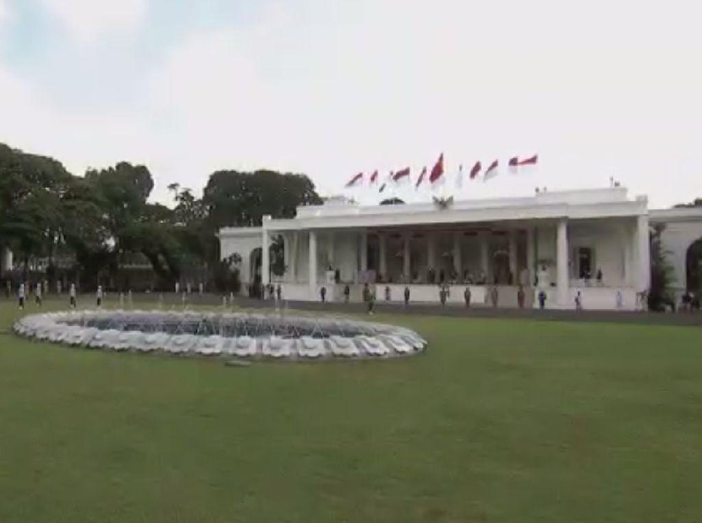 Jumlah Peserta Dibatasi, Begini Jalannya Geladi Upacara HUT Ke-75 RI di Istana