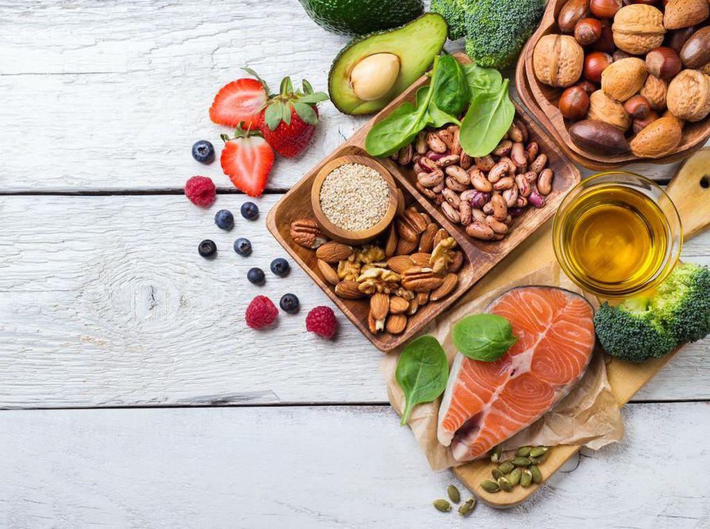 Hidup Sehat, Ini Komposisi Nutrisi Ideal Tiap Porsi Makanan