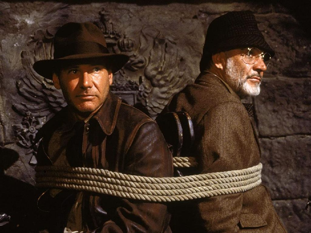 Sinopsis Indiana Jones and the Last Crusade