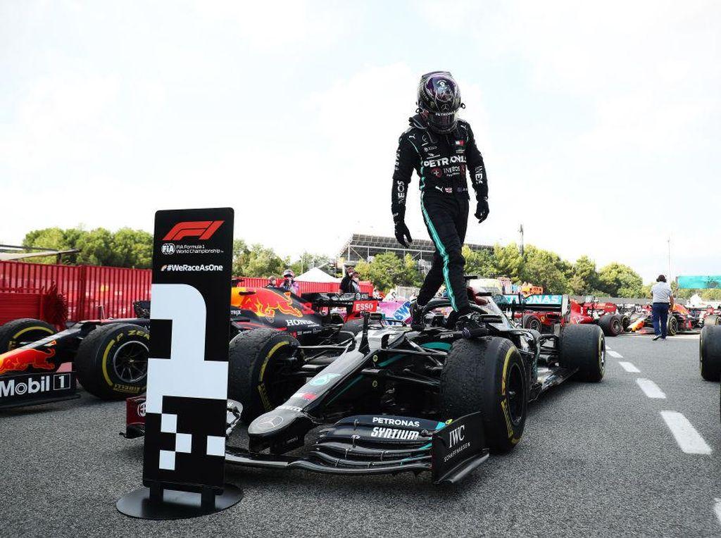 F1 GP Spanyol: Hamilton Kembali Jadi Pemenang