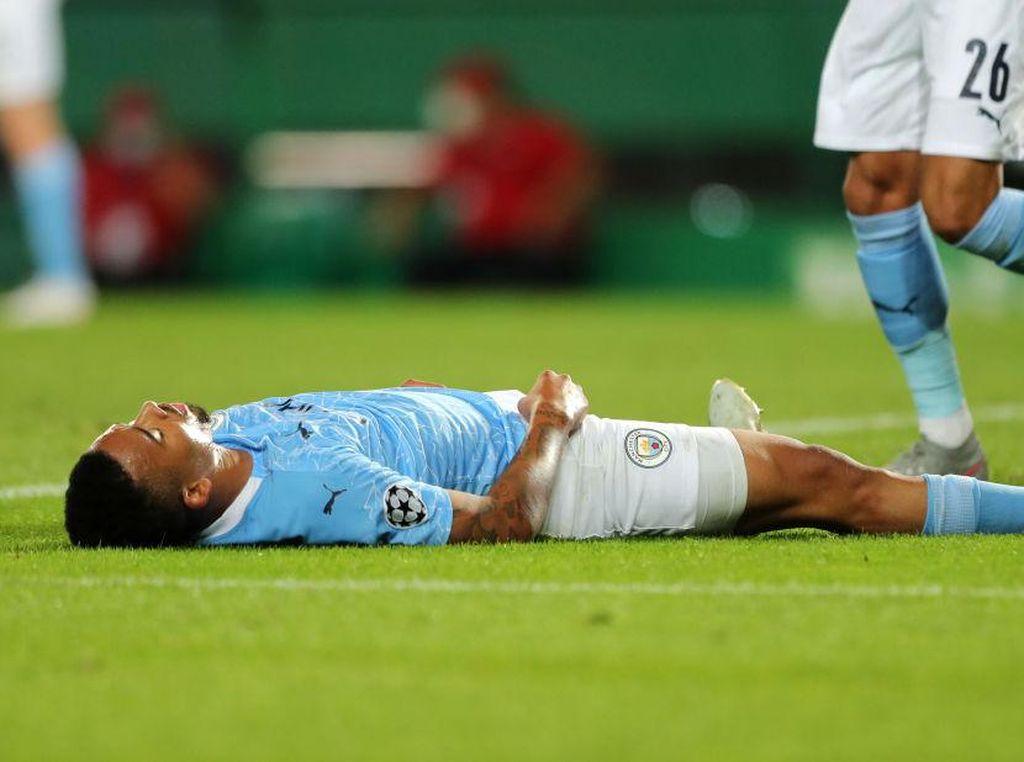 Manchester City Begitu-begitu Saja di Liga Champions