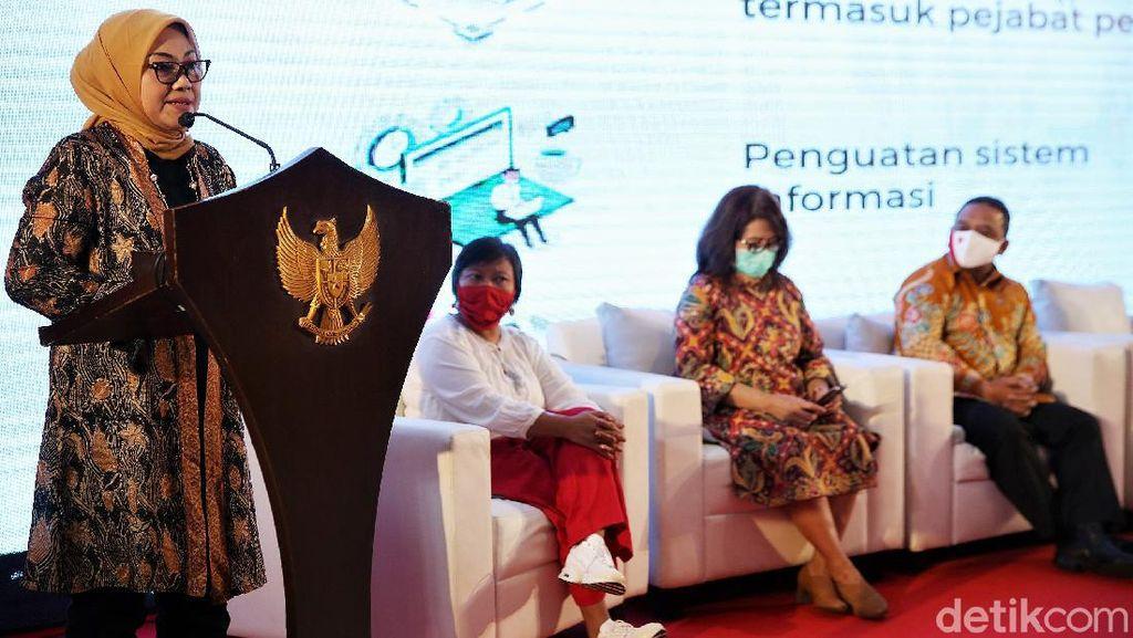 Menaker Ida Fauziah Hadiri Diskusi Terkait Pekerja Migran Indonesia