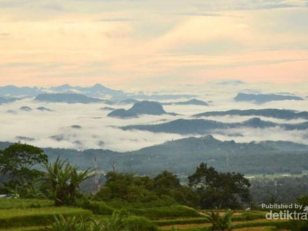 Desa Terindah Dunia Ada di Padang?