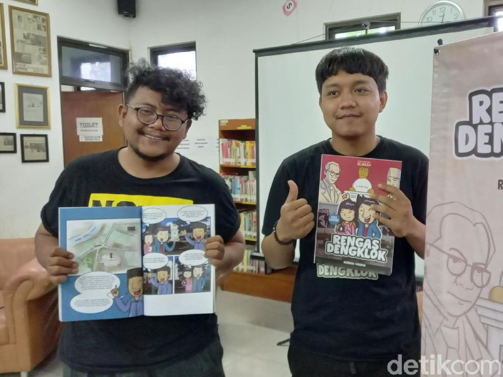 Mengenal Sejarah Rengasdengklok Melalui Buku Karya Pemuda Karawang