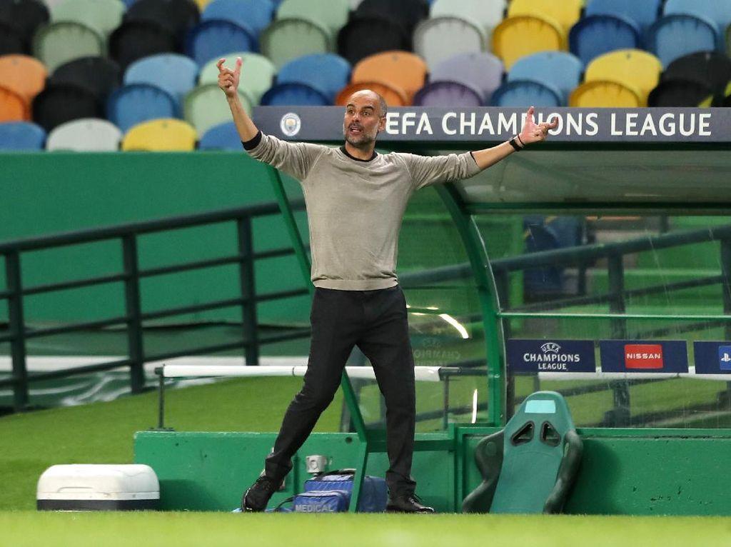 Man City di Liga Champions: Era Pellegrini Lebih Baik dari Guardiola