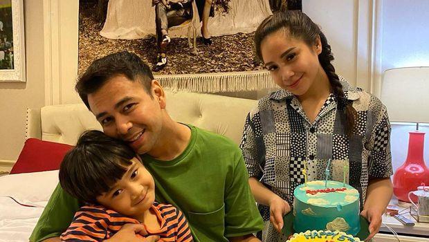 Rafathar, Raffi Ahmad dan Nagita Slavina