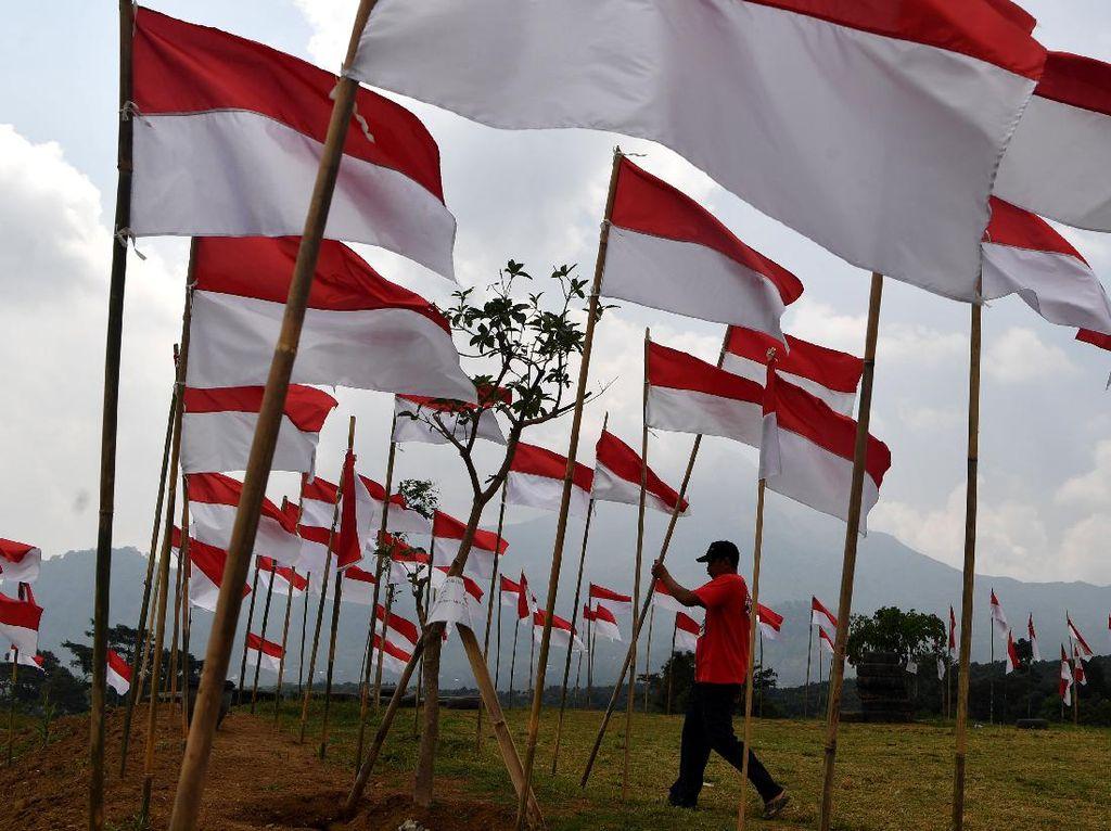 Bendera Merah Putih Dipotong Dua, Diselamatkan dari Agresi Belanda