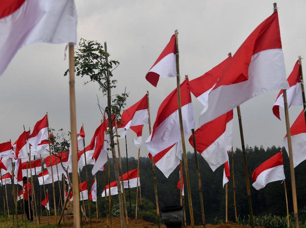 Kisah Sang Saka Merah Putih yang Kini Disimpan di Istana Merdeka