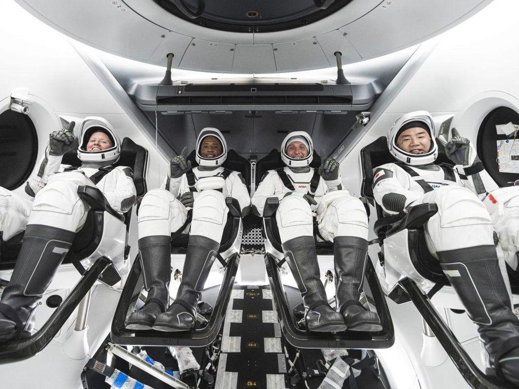 Empat Astronaut NASA Akan Nyoblos dari Luar Angkasa