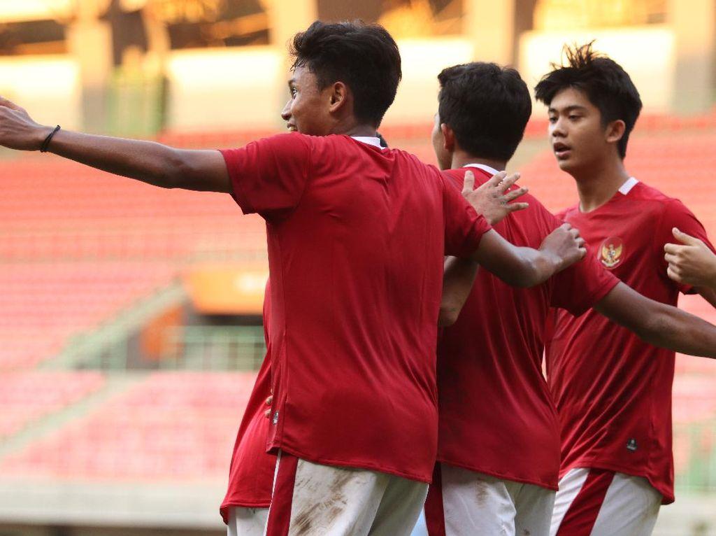 Pekan Depan, Timnas Indonesia U-16 Gelar Uji Coba Kedua