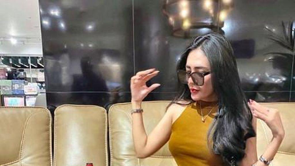 Venita Syabilla Nikmati Hari saat Bos Muncikarinya Ditangkap