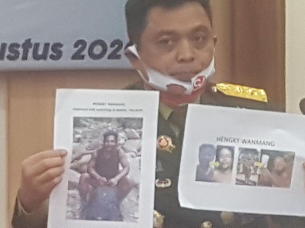 Akhir Hidup Pimpinan KKB Papua Hengky Wanmang