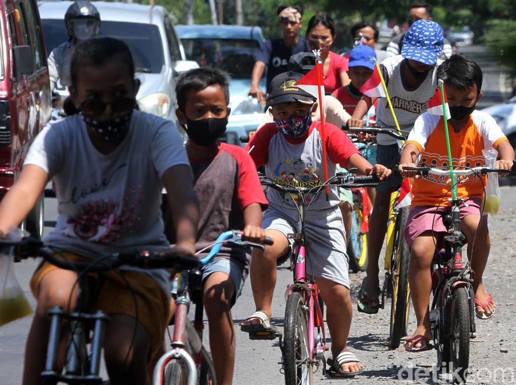 Bentuk Ekspresi Anak-anak Surakarta di Hari Kemerdekaan
