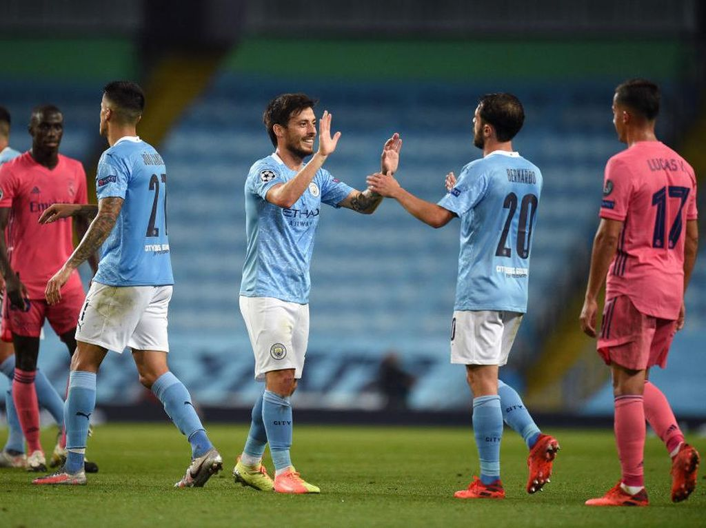 Man City Dibully Fans Liverpool, Bernardo Silva Baper