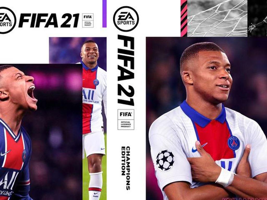 Teaser Baru! Ada Kejutan di FIFA 21