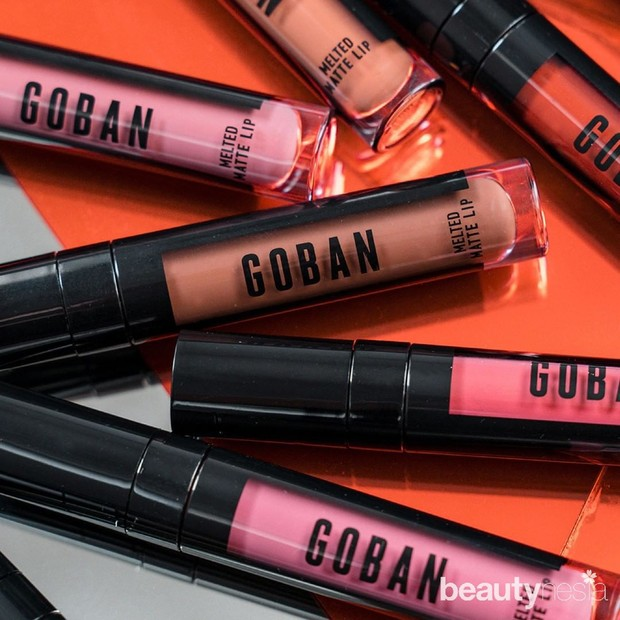 Goban Cosmetics - Melted Matte Lip and MLBB