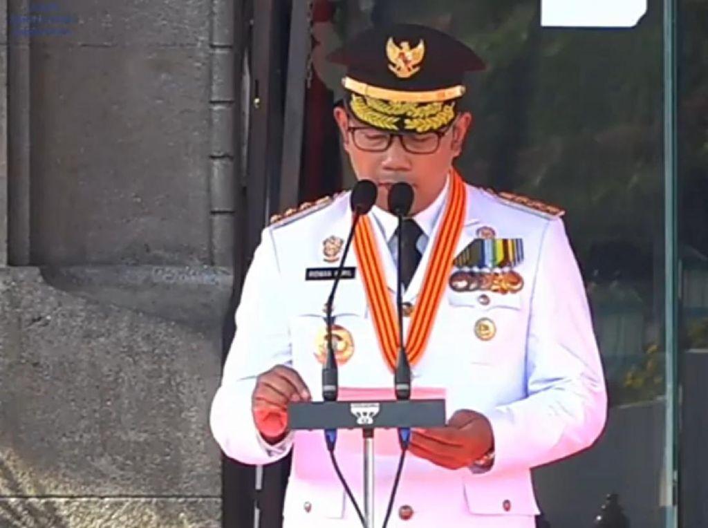 Ridwan Kamil Perpanjang PSBB Bodebek Sampai 31 Agustus