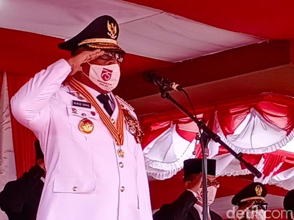HUT Ke-75 RI, Gubernur Murad Ajak Warga Maluku Keluar dari Kesulitan