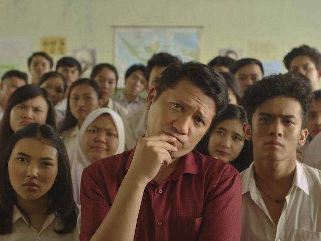 Skenario Guru-guru Gokil Ditulis dari Pengalaman Nyata